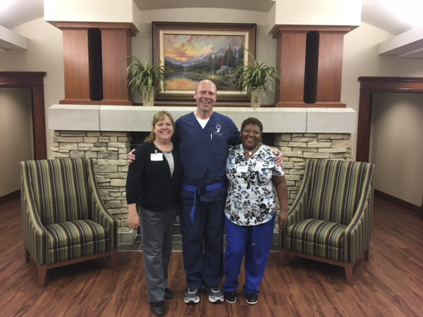 I Had Another Incredible Day As An STNA At The Home At Hearthstone, Our 96  Bed Facility In The Mount Healthy Area Of Cincinnati. I Couldnu0027t Have  Wished For ...